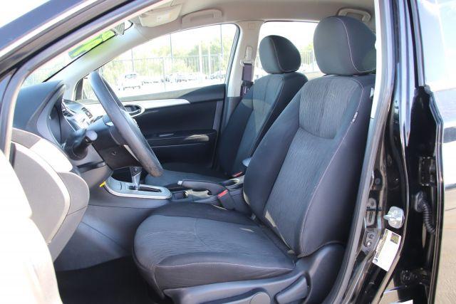 2014 Nissan Sentra S Sedan
