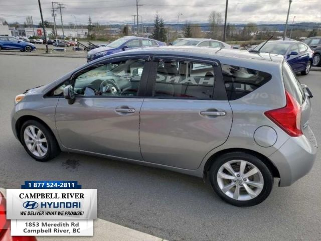 2014 Nissan Versa Note SL  - Bluetooth -  Heated Seats