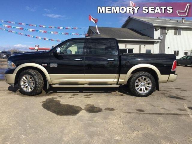 2014 Ram 1500 Longhorn  - Navigation -  Leather Seats - $387.08 B/W