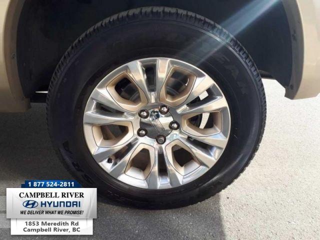 2014 Ram 1500 LONGHORN  - Navigation -  Leather Seats