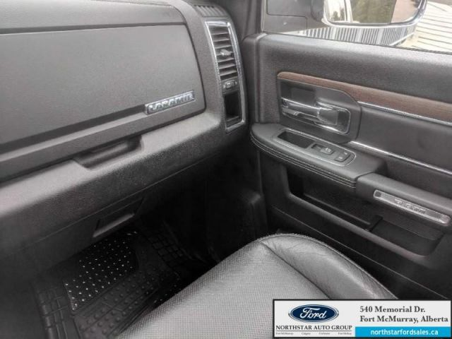 2014 Ram 3500 Laramie|6.4L|Rem Start|Nav|Moonroof
