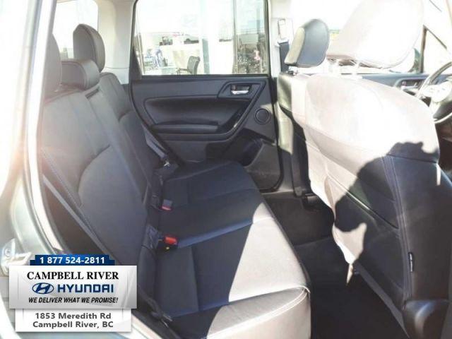 2014 Subaru Forester XT TOURING   -  Sunroof