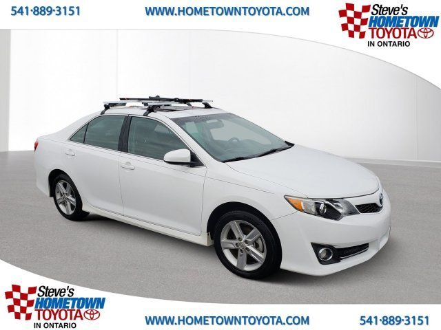 2014 Camry Se For Sale >> 2014 Toyota Camry For Sale In Ontario Hometown Toyota Vin