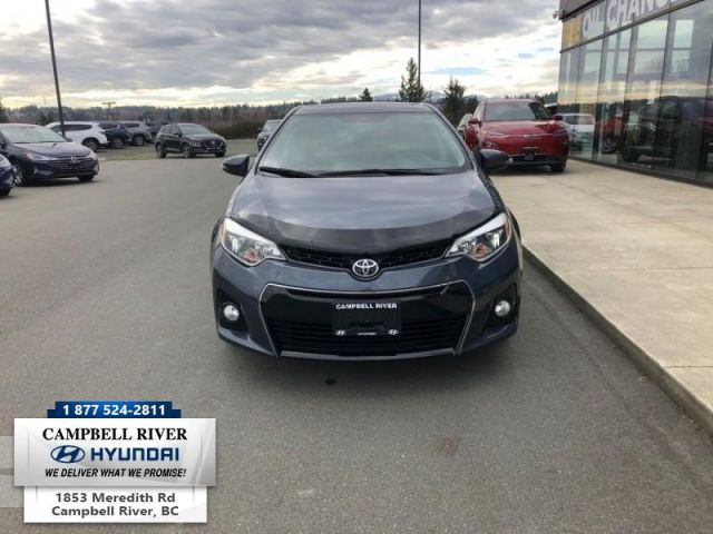 2014 Toyota Corolla S  -  Heated Seats -  Bluetooth