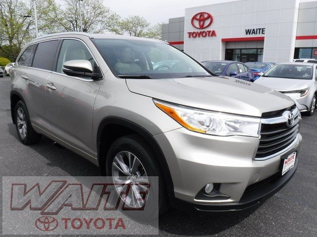 2014 Highlander For Sale >> 2014 Toyota Highlander For Sale In Watertown Watertown Area Dealership