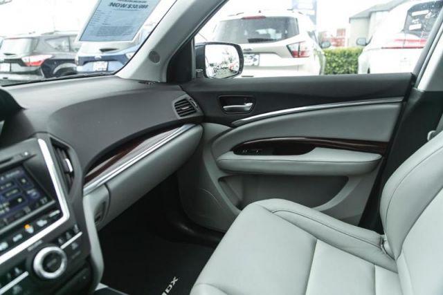 2015 Acura MDX Technology