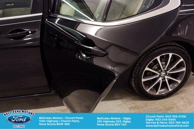 2015 Acura TLX SH-AWD V6
