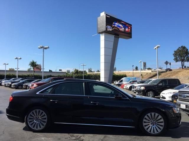 2015 Audi A8 L 4dr Sdn 3.0L TDI