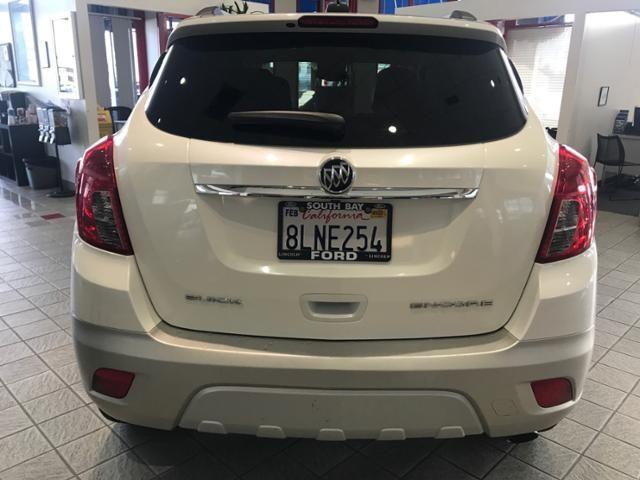 2015 Buick Encore FWD 4dr