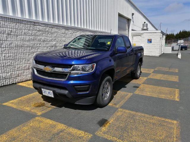 2015 Chevrolet Colorado Extended 4x2 WT
