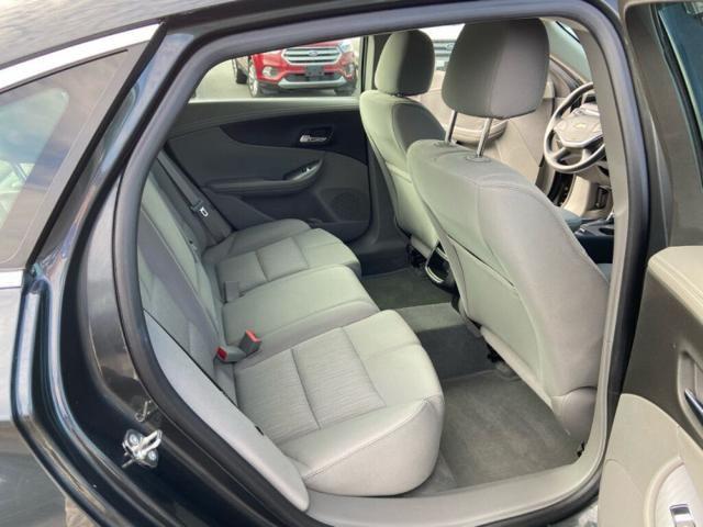 2015 Chevrolet Impala LS W/1LS