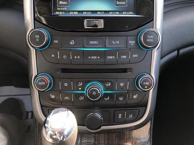2015 Chevrolet Malibu LT w/2LT