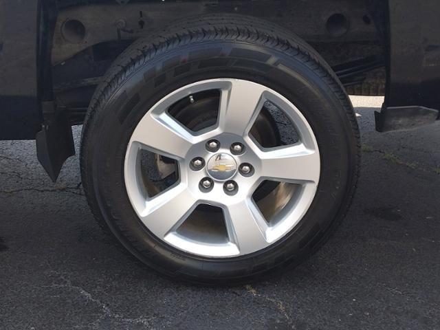 2015 Chevrolet Silverado 1500 2WD Double Cab 143.5 LS