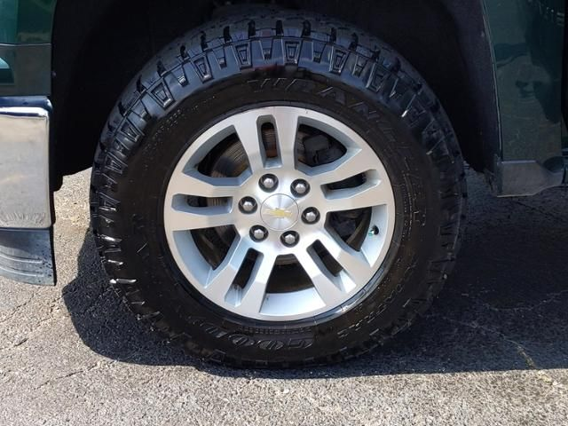 2015 Chevrolet Silverado 1500 4WD Double Cab 143.5 LT w/1LT