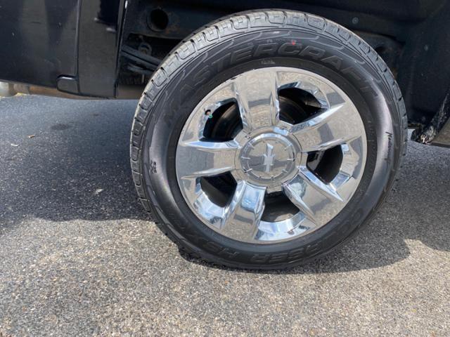 2015 Chevrolet Silverado 1500 4WD Double Cab 143.5 LTZ w/1LZ