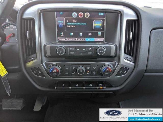 2015 Chevrolet Silverado 1500 LT   5.3L Rem Start Bose Audio System