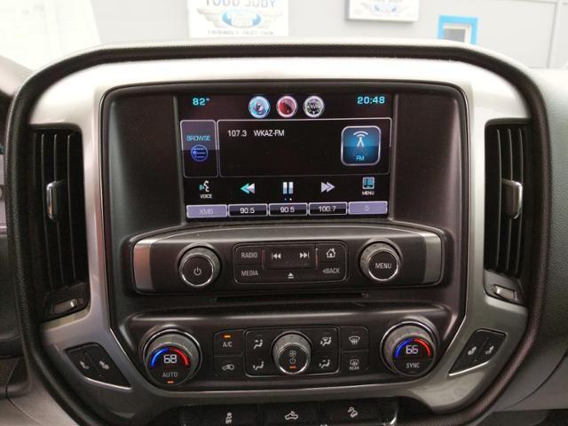 2015 Chevrolet Silverado 1500 4WD Crew Cab 143.5 LT w/2LT