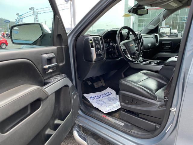 2015 Chevrolet Silverado 1500 4WD Crew Cab 143.5 LTZ w/2LZ