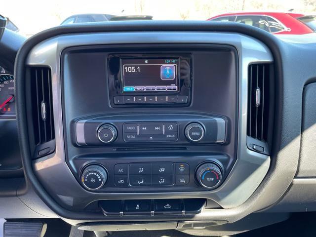 2015 Chevrolet Silverado 2500HD 4WD Crew Cab 153.7 LT