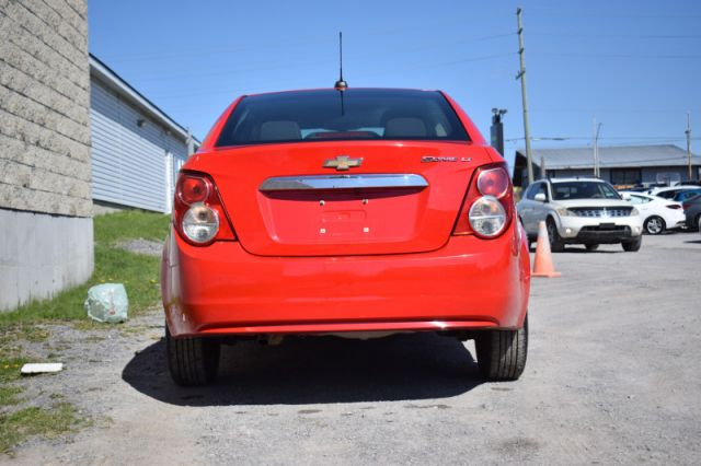 2015 Chevrolet Sonic LT  | HEATED SEATS | BLUETOOTH |