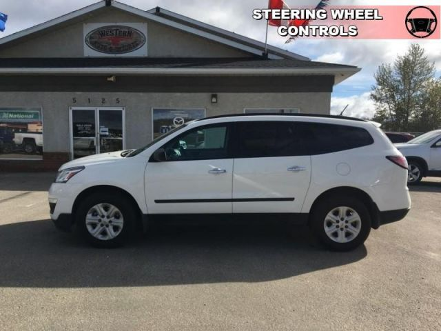 2015 Chevrolet Traverse LS  -  - Air - Tilt - $262.52 B/W