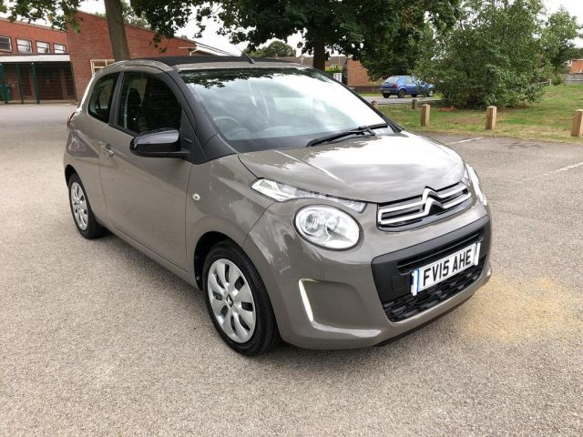 Pre Owned 2015 Citroen C1 For Sale In Aylesbury Sportif Citron