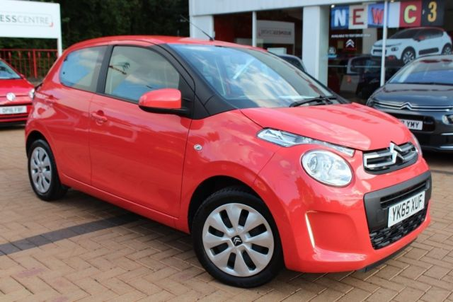 Used 2015 Citroen C1 10 Vti Feel Near Telford Budgen Motors