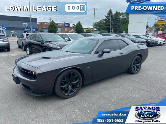 2015 Dodge Challenger R/T  - Leather Seats - $288 B/W