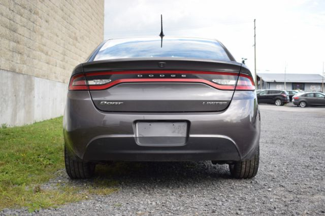 2015 Dodge Dart LIMITED  - Navigation -  Leather Seats
