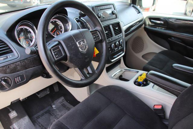 2015 Dodge Grand Caravan Caravan SXT Passenger Van
