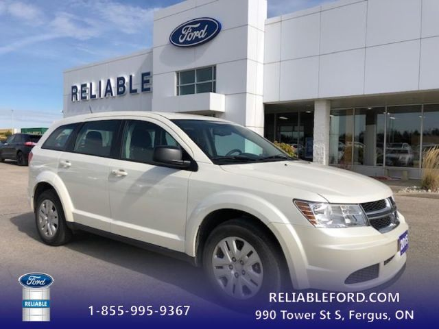 2015 Dodge Journey Canada Value Package  - $104 B/W