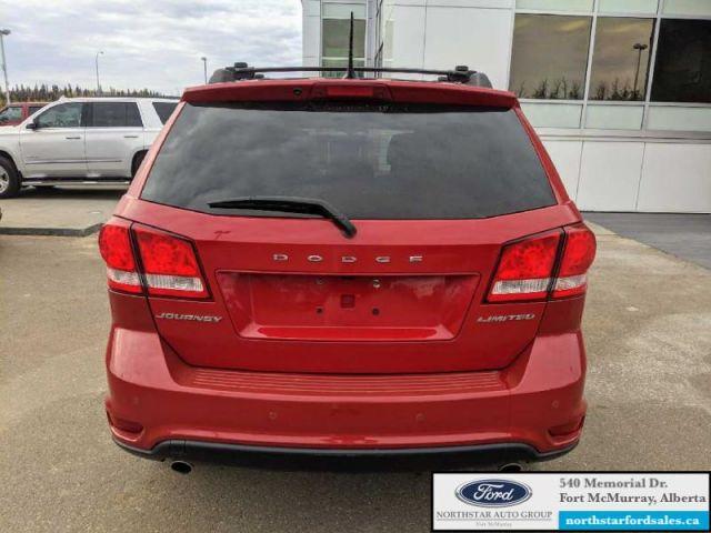 2015 Dodge Journey Limited  |3.6L|Rem Start|Nav|Moonroof|Rear Seat Video Group