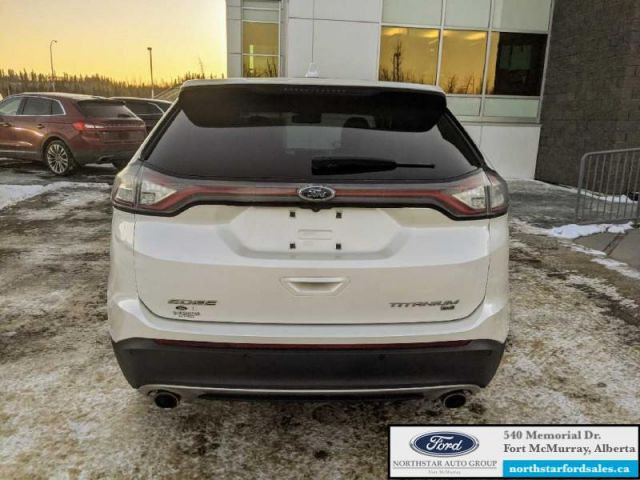 2015 Ford Edge Titanium  |3.5L|Rem Start|Nav|Panoramic Roof