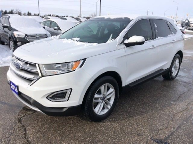2015 Ford Edge SEL  /Navigation/Panoramic Sunroof