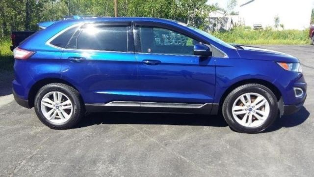 2015 Ford Edge SEL  - One owner - Local - Trade-in - $129.65 B/W
