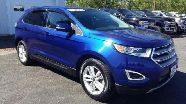 2015 Ford Edge SEL  - One owner - Local - Trade-in - $69.17 /Wk