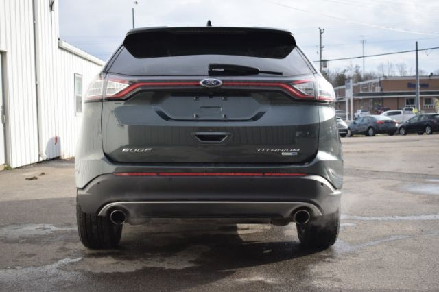 2015 Ford Edge TITANIUM  AWD | MOONROOF