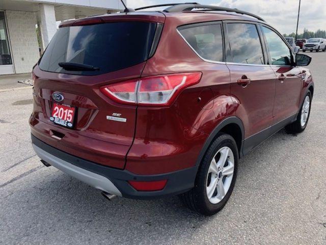 2015 Ford Escape SE  - Bluetooth -  Heated Seats - $123 B/W