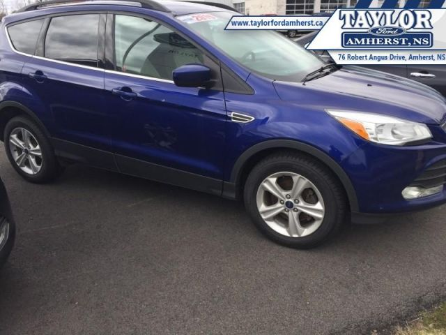 2015 Ford Escape SE  - One owner - Local - Trade-in - $41.36 /Wk