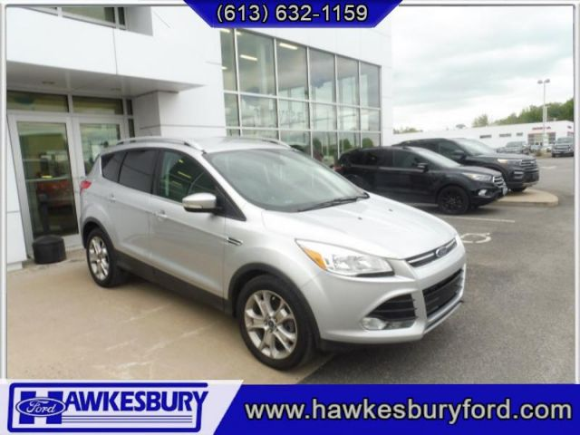 2015 Ford Escape TRAILER TOWING CLASS II  - Leather Seats