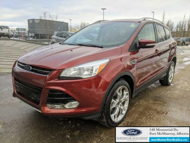 2015 Ford Escape Titanium  |2.0L|Rem Start|Nav|Power Panorama Roof