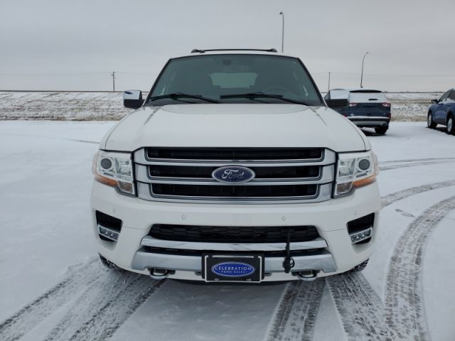 2015 Ford Expedition Platinum  Fully Loaded Model