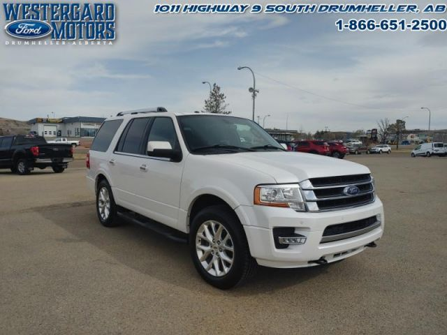 2015 Ford Expedition Limited  - Navigation -  Sunroof