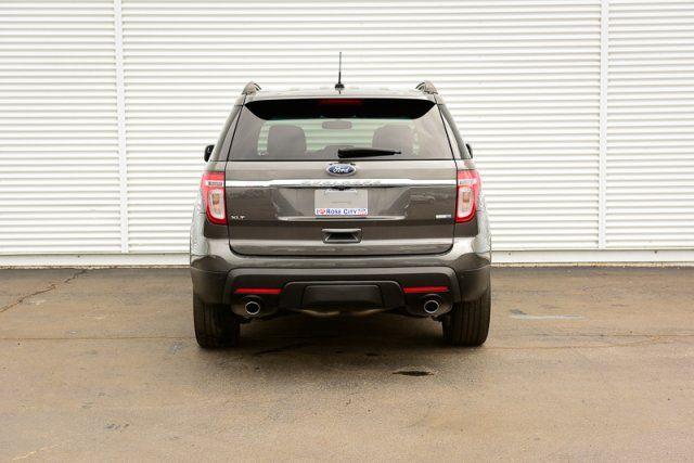 2015 Ford Explorer XLT / 4x4 / Accident Free / Backup Cam / Nav