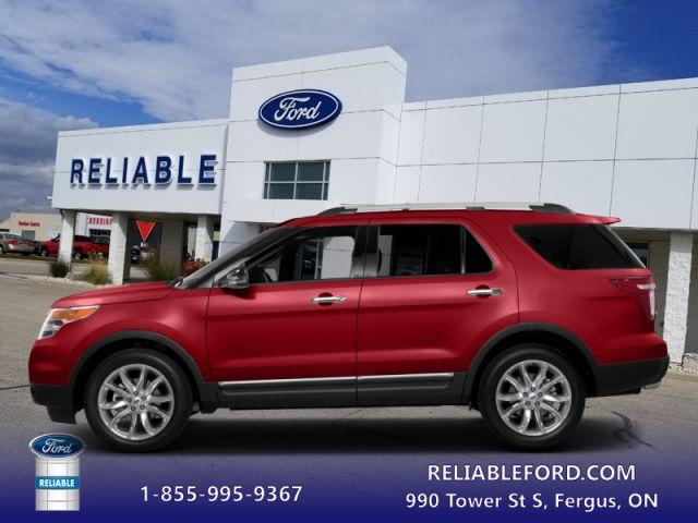 2015 Ford Explorer XLT  - Bluetooth -  Heated Seats