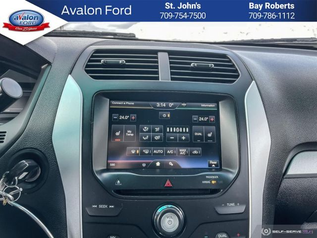 2015 Ford Explorer XLT - 4WD