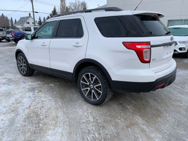 2015 Ford Explorer XLT Appearance Package*Local Trade*NO ACCIDENTS*