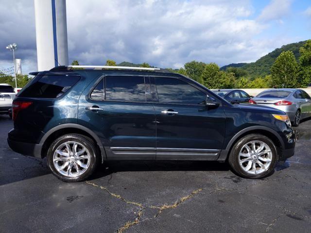 2015 Ford Explorer 4WD 4dr Limited