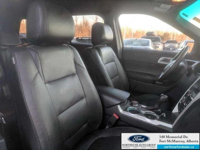 2015 Ford Explorer Limited   3.5L Rem Start Nav Tech Pkg