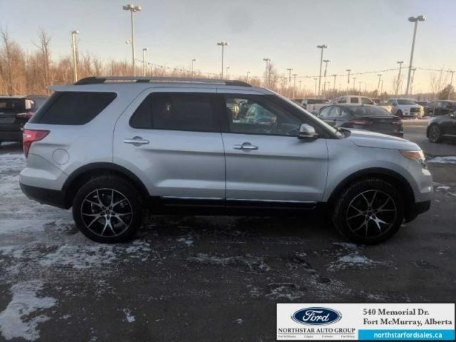 2015 Ford Explorer Limited  |3.5L|Rem Start|Nav|Tech Pkg